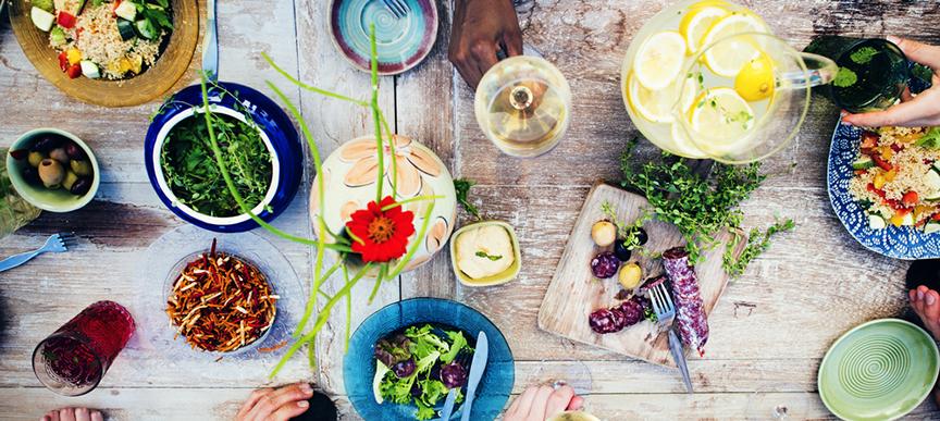 Miljövänlig mat
